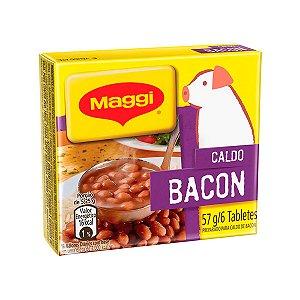 CALDO MAGGI BACON 57G