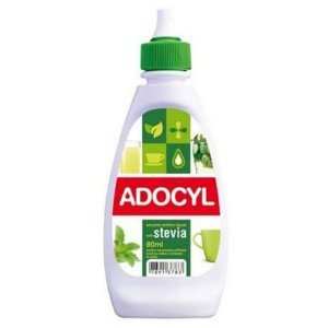 ADOCANTE LIQ.ADOCYL STEVIA 80 ML