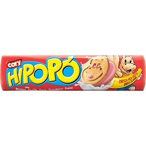 BISC.MORANGO HIPOPO 110G