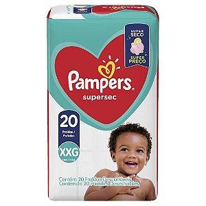 FDA PAMPERS SUPERSEC XXG C20