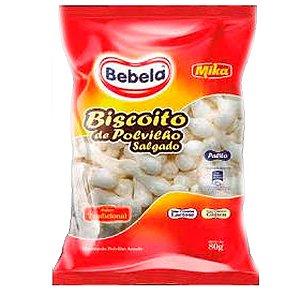 BISC.BEBELA POLVILHO SALG 80G