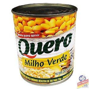 MILHO VERDE QUERO LATA 170GR