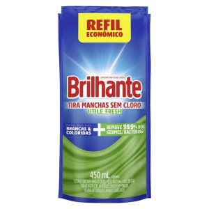 TIRA MANCHA BRILHANTE UTILE 450ML