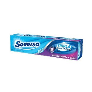 CR.DENTAL SORRISO TRIPLA 120G LIMPEZA COMP.