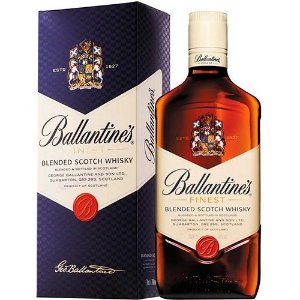 WHISKY BALLANTINE S FINEST 1L