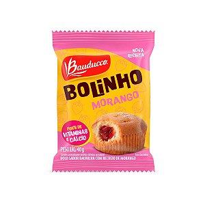 BOLINHO BAUDUCO 40G MORANGO