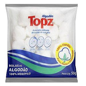 ALGODAO TOPZ M.USO 50 G