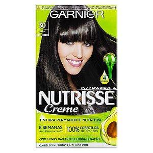 TINT.NUTRISSE 30 GRAFITE