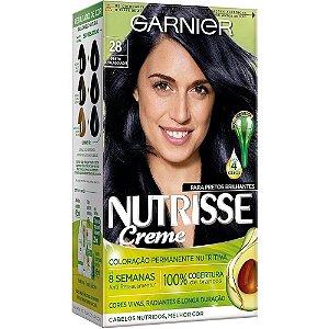 TINT.NUTRISSE 210 PRETO AZULADO