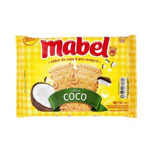 BISC.MABEL COCO 400G