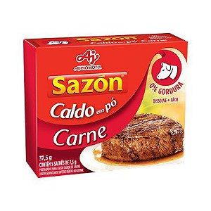CALDO SAZON 37,5G CARNE  ZERO