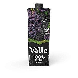 SUCO DEL VALLE 100%UVA 1L