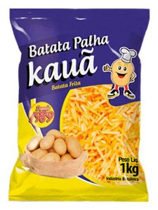 BATATA PALHA KAUA 400G