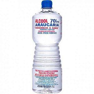 ALCOOL ARAUCARIA 70 500ML