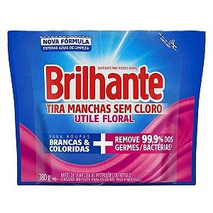 TIRA MANCHA BRILHANTE UTILE FLORAL 380ML
