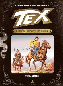 TEX EDIÇÃO GIGANTE EM CORES VOLUME 02