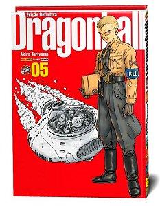 DRAGON BALL EDIÇÃO DEFINITIVA VOLUME 05