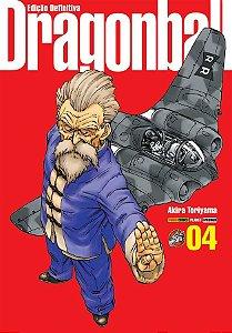 DRAGON BALL EDIÇÃO DEFINITIVA VOLUME 04