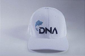 Boné DNA DO PESCADOR BRANCO