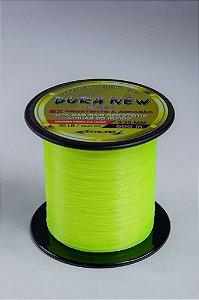 Linha Dura New 0,35mm  c/ 500m  monofilamento AMARELA