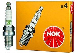 Vela de Ignição NGK BKR7ESB-D Gol Fox Saveiro Power Total Flex