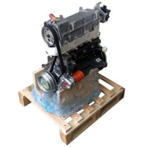 Motor Completo Fiat Palio Siena Strada 1.4 8V Fire Flex