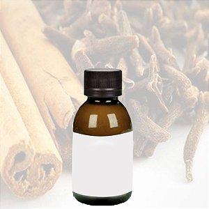 Essência Pura para Aromatizadores Cravo e Canela 100 ml