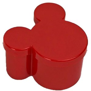 Caixinha do Mickey para Lembrancinhas Coloridas kit com 10 unid
