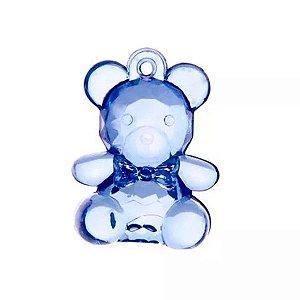 Enfeite para Lembrancinhas de Urso kit com 10 unid
