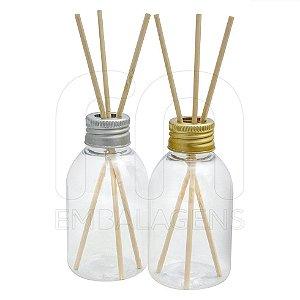 Frasco para Aromatizador Plástico de 100 ml kit com 10 unid