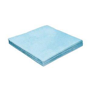 Guardanapo e papel 24 cm Liso Azul Claro pct 20 unid