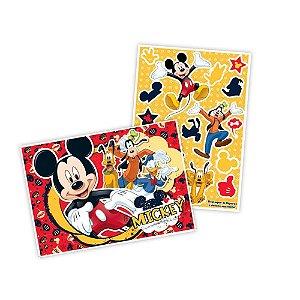 Kit de Cartazes para Decoração do Mickey