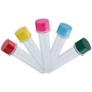 Tubetes para lembrancinhas Pre Forma kit com 10 unidades
