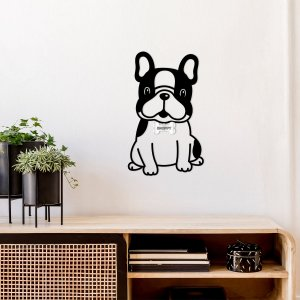 Quadro 3D Bulldog