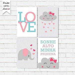Placas decorativas 11 - MOLDURA BRANCA  - op2w05