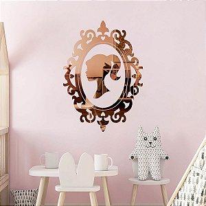 Espelho Decorativo Barbie