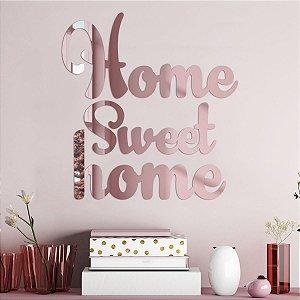 Espelho Decorativo Home Sweet Home