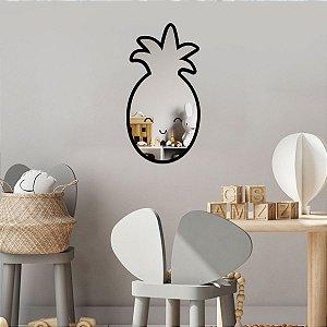 Abacaxi Decorativo Espelhado