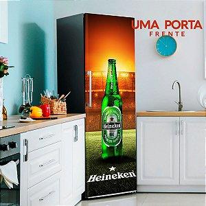 Adesivo Para Geladeira Heineken