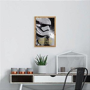 Placa Decorativa Star Wars Stormtrooper