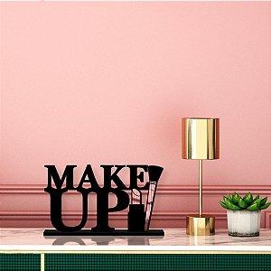 Palavra Decorativa Makeup