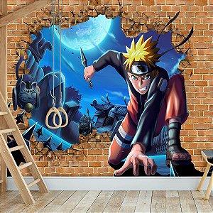 Papel de Parede Personalizado Naruto Buraco
