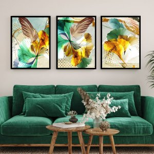 Quadros Decorativos Ramo Floral