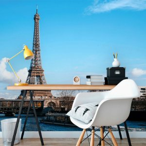 Papel de Parede Personalizado Torre Eiffel