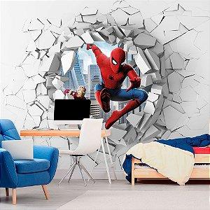 Papel de Parede Personalizado Homem Aranha