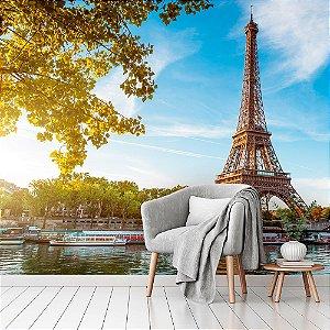 Papel de Parede Personalizado Paris