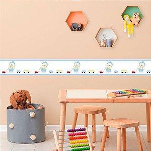 Faixa Decorativa Infantil Ursinho Bebê
