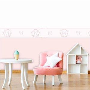 Faixa Decorativa Infantil Lacinhos