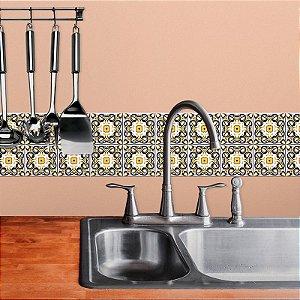 Faixa Decorativa Azulejo Hidráulico