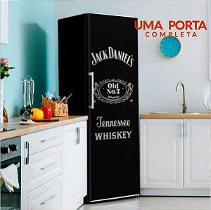 Adesivo Para Geladeira Jack Daniel's